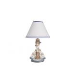 *19-JT820-1 Настольная лампа (1х6)