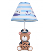 *19-MT3286-1 Настольная лампа (1х6)