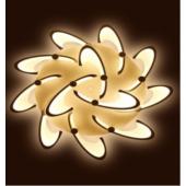 *21-1705-6 люстра светодиодная (1х1)