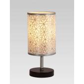 *22-MT-2111С (Цветочек) Настольная лампа (1х24)