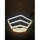 *21-H6640 люстра светодиодная (1X1)