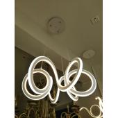 *21-H6635-5 люстра светодиодная (1X1)