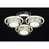 #59-88141-3 Люстра светодиодная с пультом (1х1)