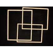 #37-MX8007-3 DIM COF Люстра светодиодная с ПДУ (диммер) (1x1)