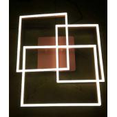 #37-MX8007-3 DIM RED Люстра светодиодная с ПДУ (диммер) (1x1)